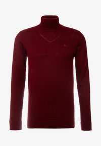 Lindbergh - ROLL NECK - Pullover - bordeaux - 3