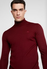 Lindbergh - ROLL NECK - Pullover - bordeaux - 4
