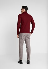 Lindbergh - ROLL NECK - Pullover - bordeaux - 2