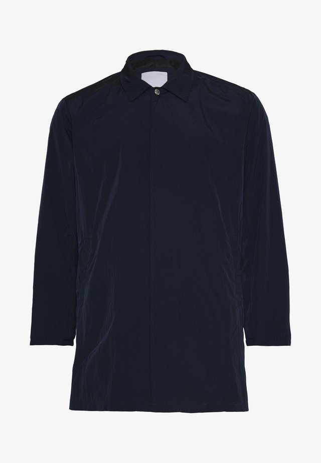 MACKINTOSH PLUS - Kort kappa / rock - navy