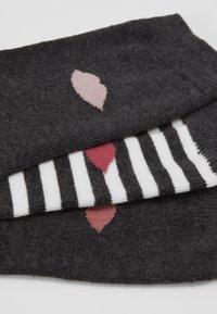 Lulu Guinness - CLASSIC SOCKS 3 PACK - Sokken - multi-coloured - 2