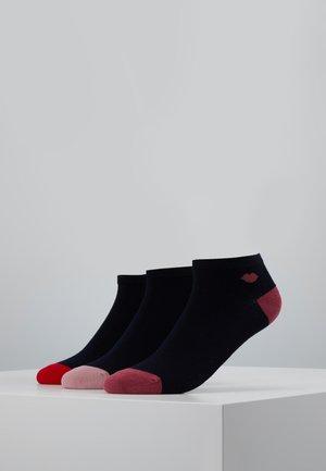 CLASSIC TRAINER SOCKS 3 PACK - Ponožky - multi