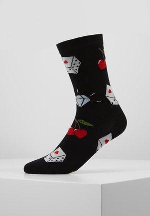 LUCKY SOCKS - Socks - black