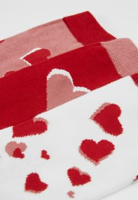 Lulu Guinness - HEARTS SOCKS 3 PACK - Socks - multi - 2