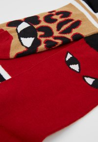 Lulu Guinness - ANIMAL PRINT SOCKS 3 PACK - Socks - multi - 2