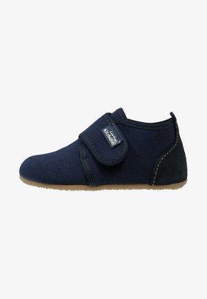 Domácí obuv - marine
