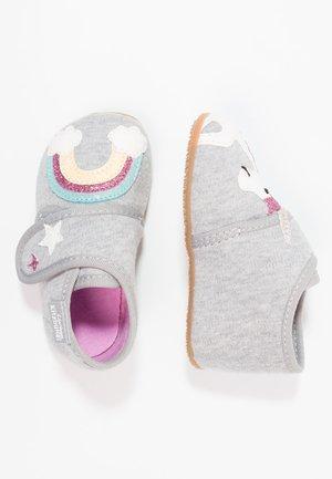 Domácí obuv - hellgrau