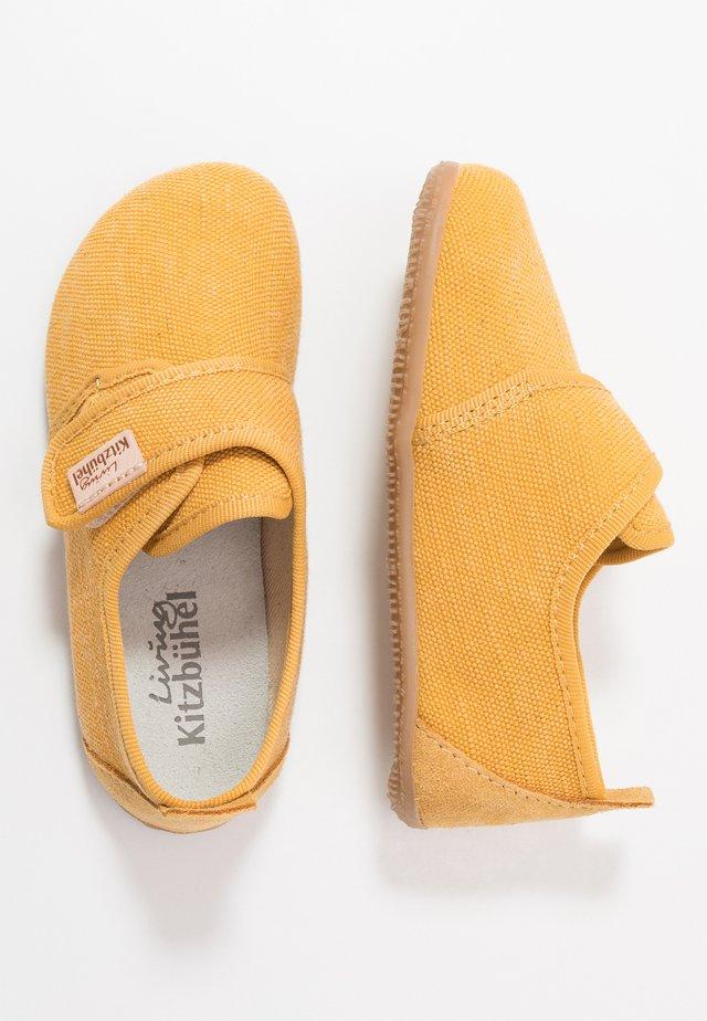 KLETTMODELL - Domácí obuv - citrus