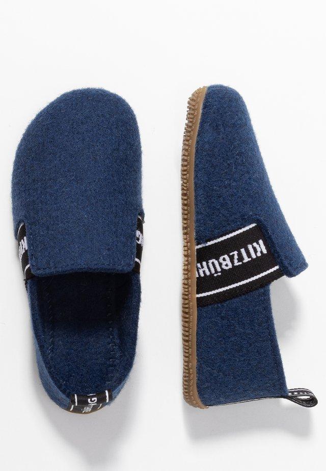 T-MODELL UNISEX - Pantoffels - saphir