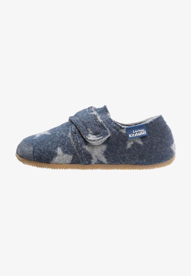Domácí obuv - blue/grey