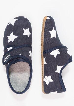 Slippers - marine