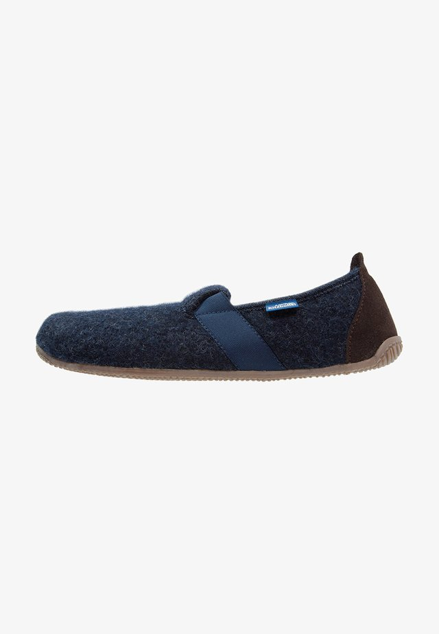 Pantoffels - nachtblau