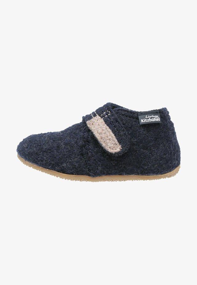 Domácí obuv - nachtblau
