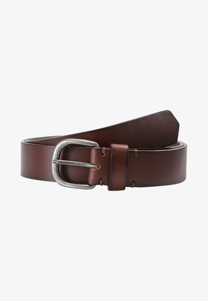 BELT - Belte - rhino brown