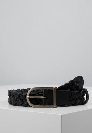 BELT BELWEA - Ceinture - black