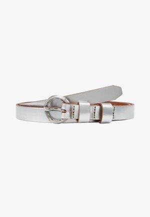BELT - Belt - silver