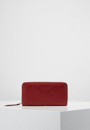 Peněženka - italian red
