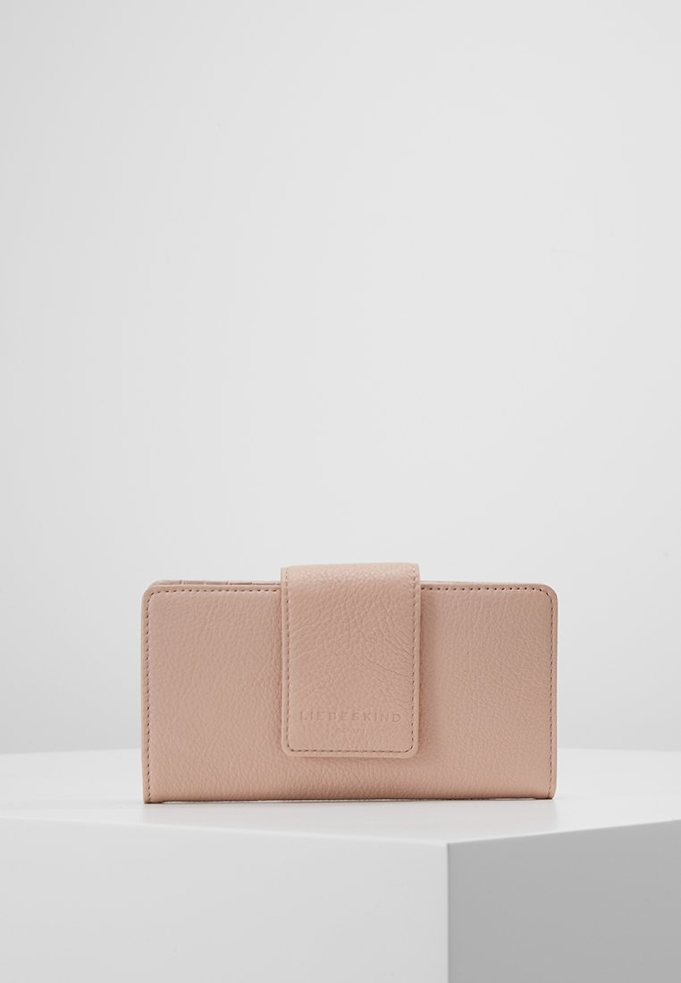 Liebeskind Berlin - BASIC GIANNA WALLET LARGE - Geldbörse - dusty rose