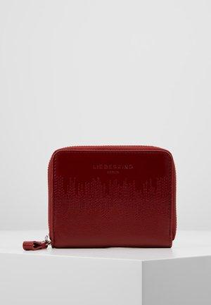 Portafoglio - dahlia red