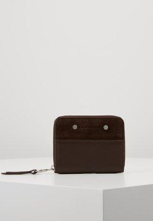 Portefeuille - dark brown