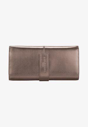 BASIC METALLIC LEONIE - Wallet - warm silver