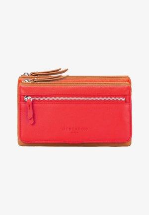 Wallet - poppy red