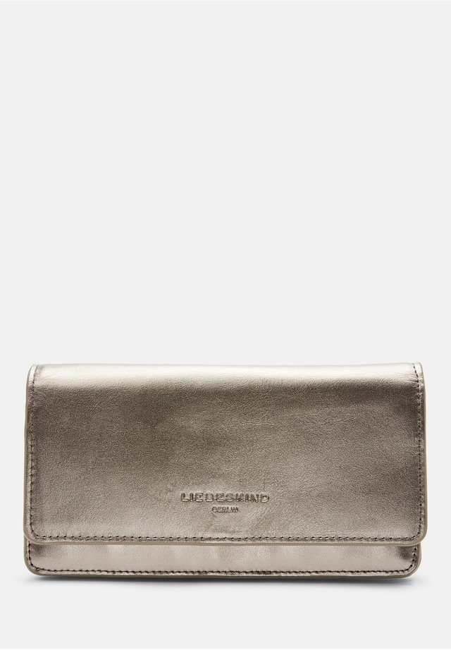 Wallet - warm metal