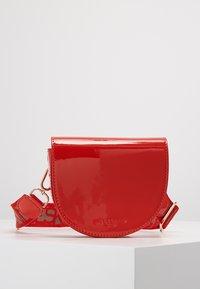 Liebeskind Berlin - VENUS - Bum bag - red patent - 0