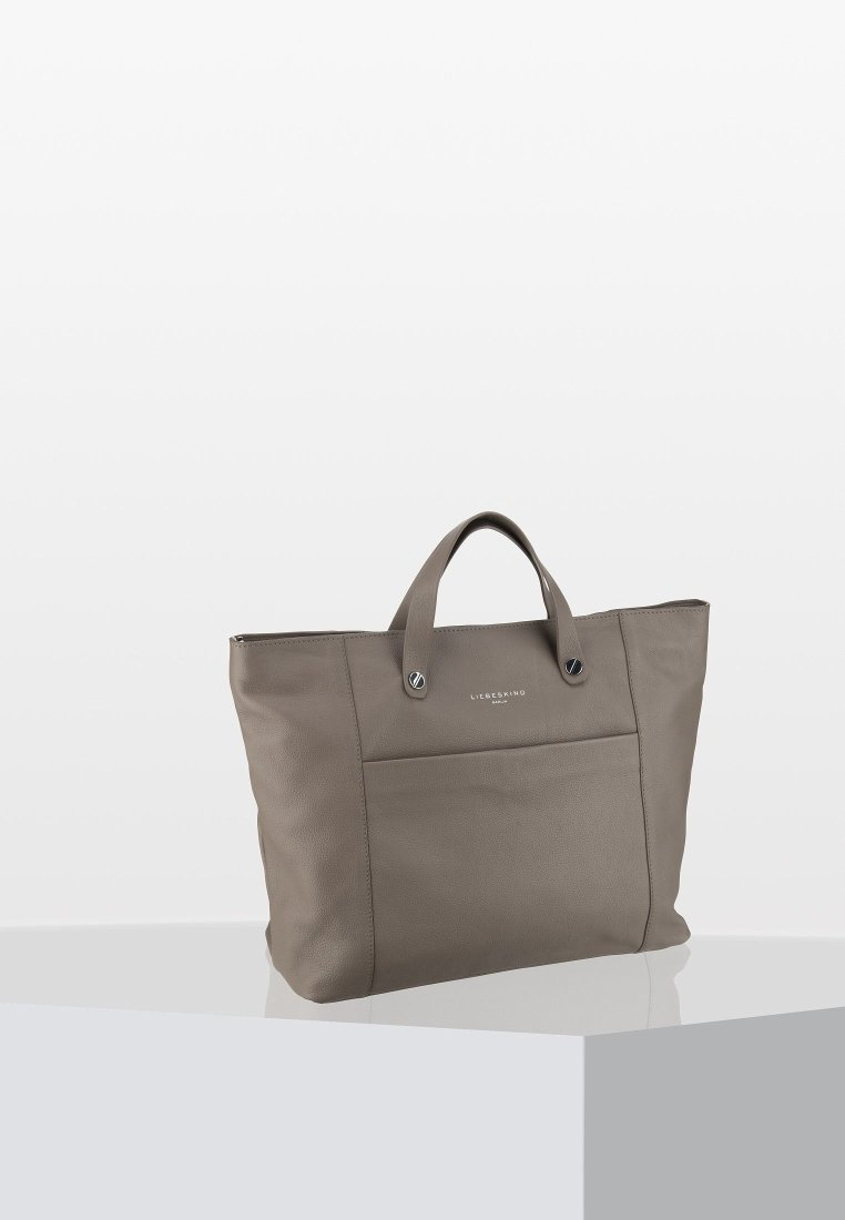 Liebeskind Berlin - Shopping Bag - cold grey