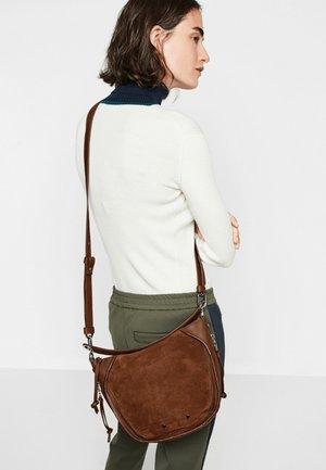 CROSSS COMISU - Handbag - brown
