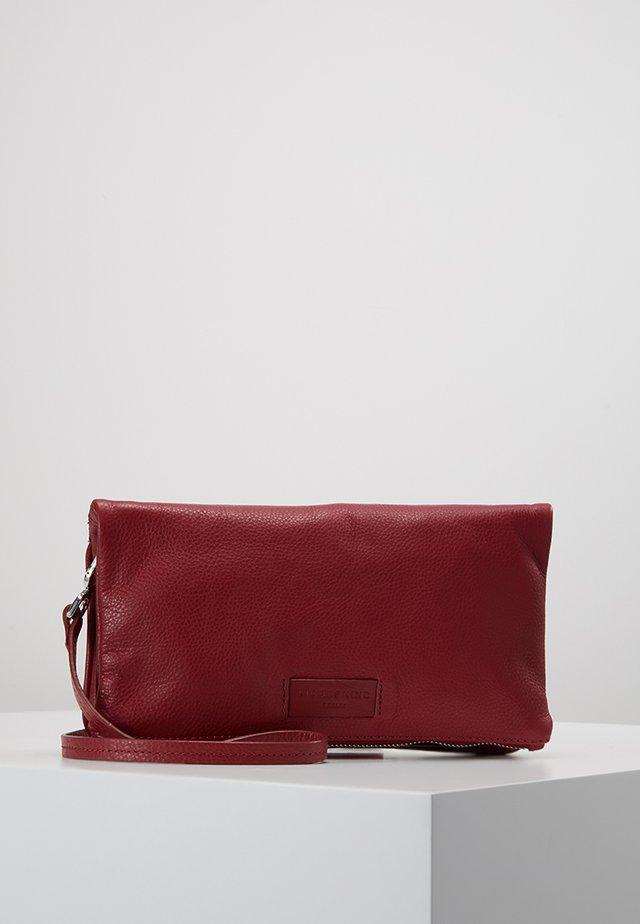 Across body bag - italian red
