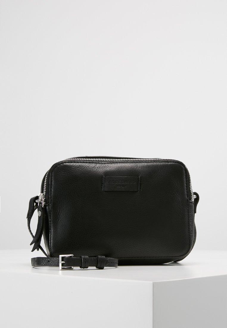 Liebeskind Berlin - CAMBAG - Across body bag - black