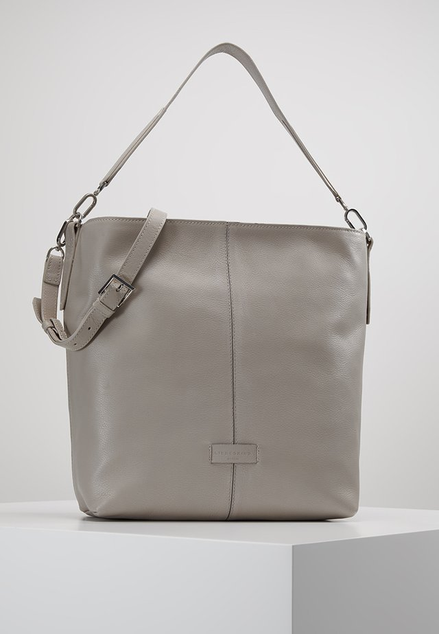 Handtasche - string grey