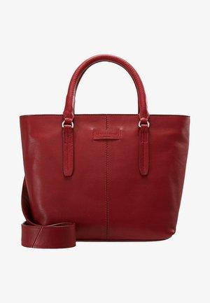 Handbag - italian red