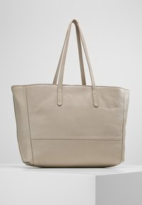 Liebeskind Berlin - SHOPPER - Tote bag - string grey - 2