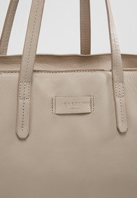 Liebeskind Berlin - SHOPPER - Tote bag - string grey - 6