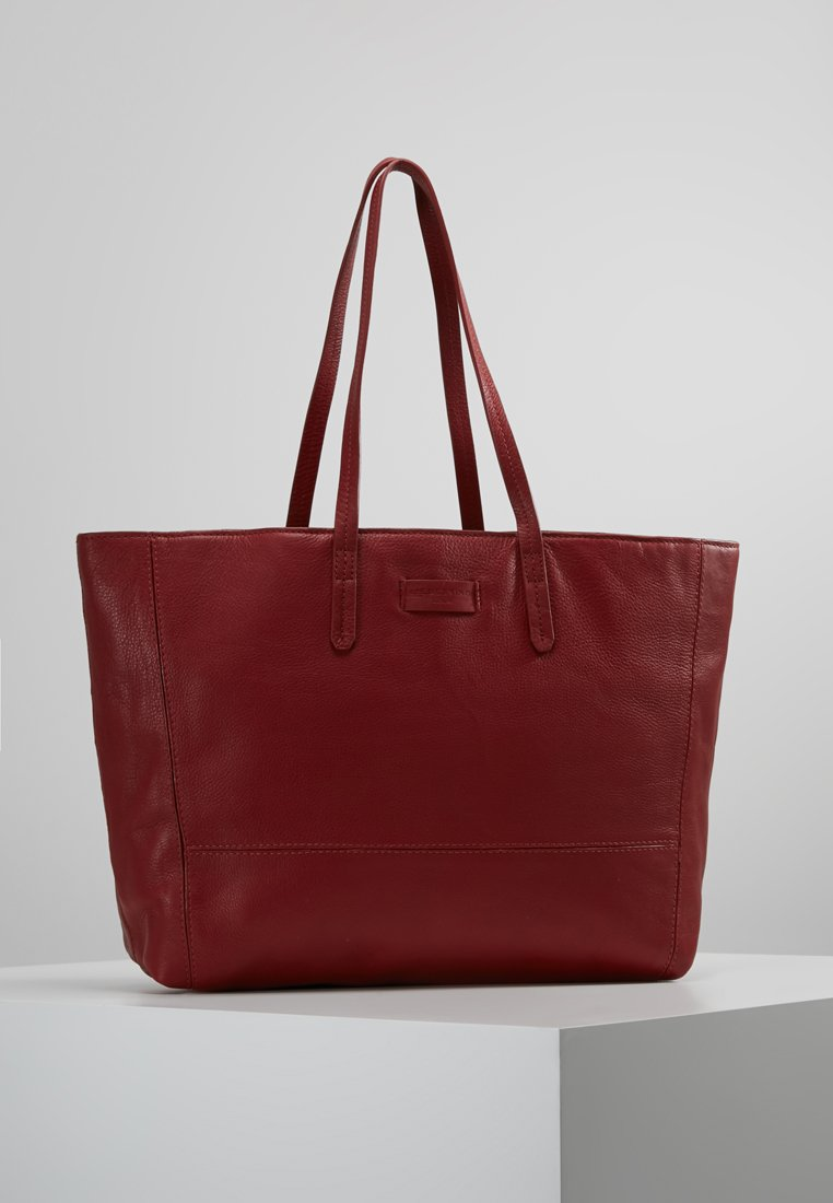 Liebeskind Berlin - SHOPPER - Shopping Bag - italian red