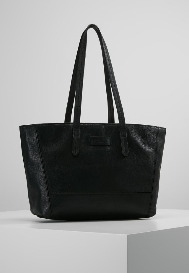 SHOPPER - Handväska - black