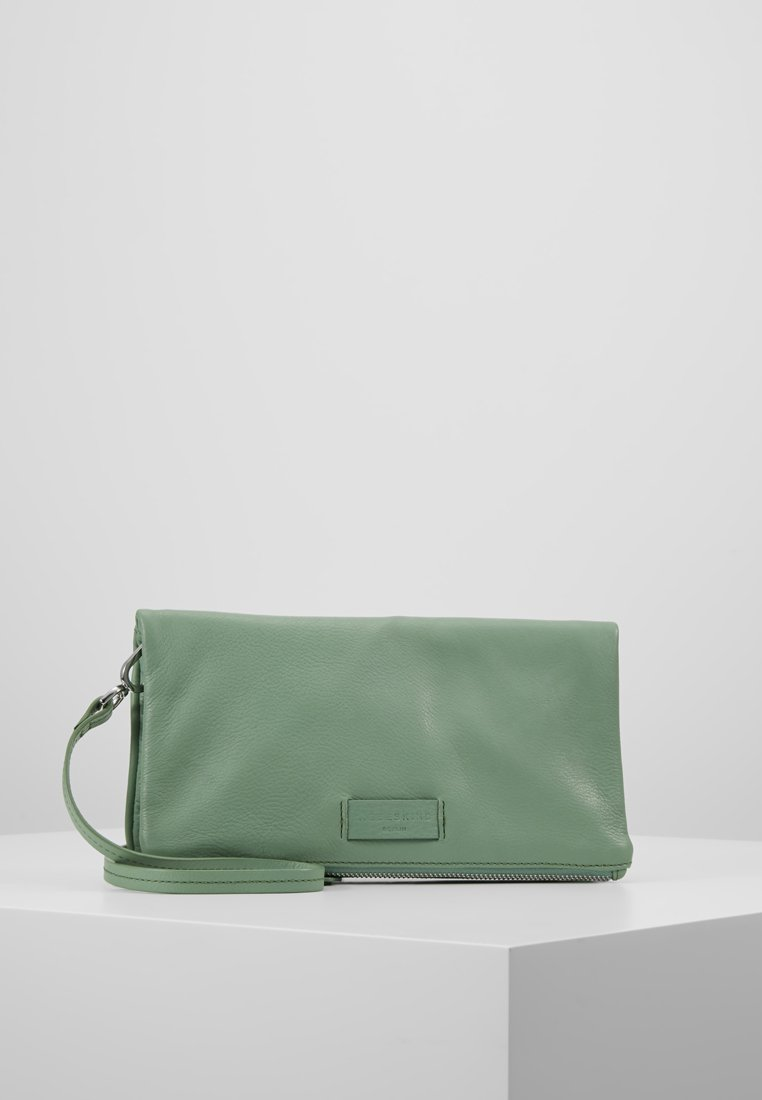 Liebeskind Berlin - ESSENTIAL CAMERA BAG SMALL - Across body bag - hedge green