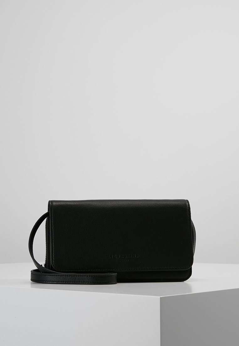 Liebeskind Berlin - BASIC ELISA SMALL - Pochette - black