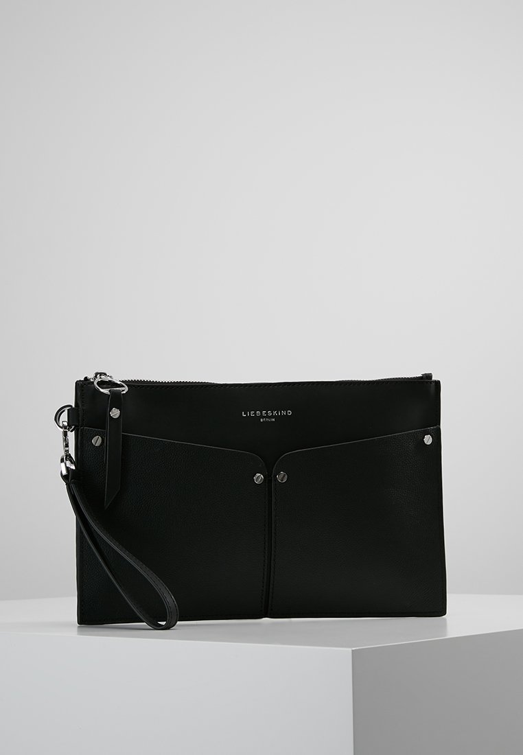 Liebeskind Berlin - DUO INSIDE LARGE - Clutch - black