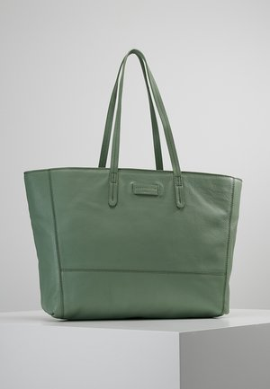 ESSENTIAL LARGE - Shopping bag - hedge green