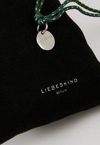 Liebeskind Berlin - Taška spříčným popruhem - black - 6