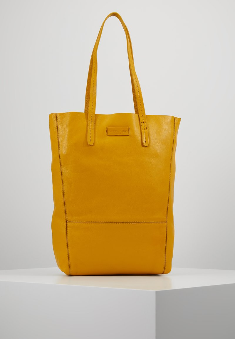 Liebeskind Berlin - Sac à main - tawny yellow