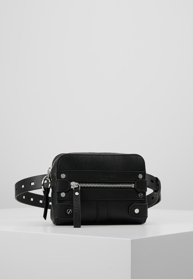NCPBELTB - Bum bag - black