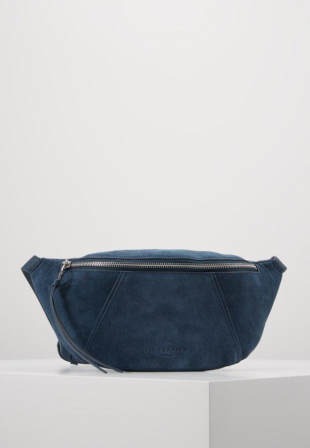 BELTBAG - Bum bag - china blue