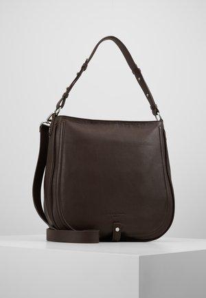 RLNHOBOL - Handbag - dark brown