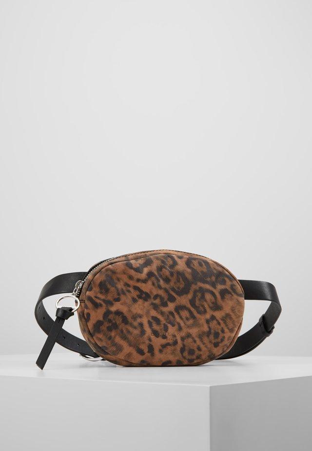 Bum bag - tiger's eye