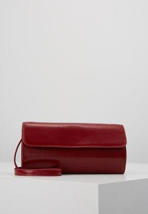 Schoudertas - dahlia red