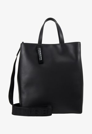 PAPERBAG - Handbag - black